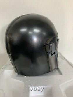 11 EFX Disney Star Wars MANDALORIAN Prop Replica Fiberglass Helmet Limited /750