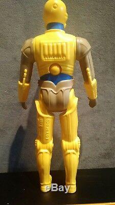 1985 2015 Star Wars C3PO DROIDS Gentle Giant 12 inch SDCC Comic Con excl