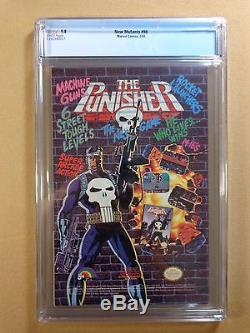 1991 Marvel Comics New Mutants #98 CGC 9.8 1st DeadPool! Newstand Edition