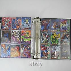 1994 Fleer Ultra X-Men complete 150 cards plus other Marvel cards 333 total