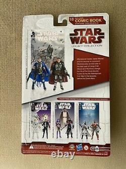 2009 Star Wars Montross & Jaster Mereel Star Wars Comic Pack-EE Exclusive