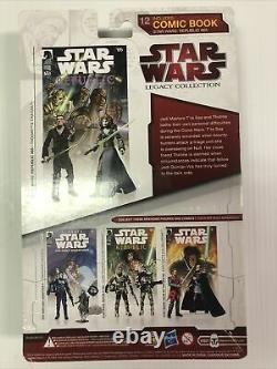 2009 Star Wars Republic Comic Pack TRa Saa And Tholme