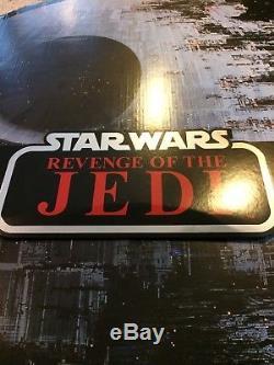 2011 SDCC STAR WARS REVENGE OF THE JEDI Death Star San Diego Comic Con Rare MIB