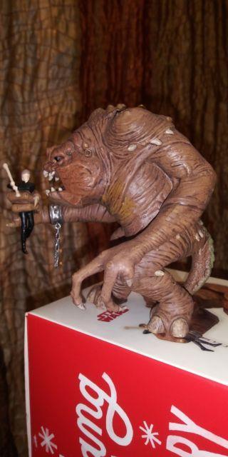 2013 Wrath Of Rancor Star Wars Sdcc Nycc Rare Hallmark Ornament Comic-con