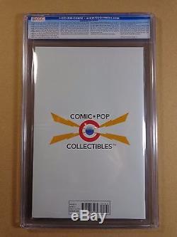 2015 Marvel Comics Star Wars #1 CGC 9.8 Comic Pop Collectibles Boba Fett Edition