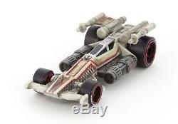 2016 Sdcc Comic Con Exclusive Star Wars Trench Run Hot Wheels Car Vader Luke