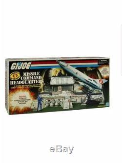 2017 SDCC Comic-Con G. I. Joe Cobra Missile Command Headquarters Hasbro
