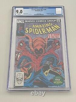 Amazing Spider-Man #238 Marvel Comics 1st Appearance Hobgoblin CGC 9.0 NM- MORE
