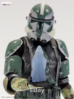Attakus Star Wars Commander Gree (Order 66) 1/10 Elite Collection Statue -NIB