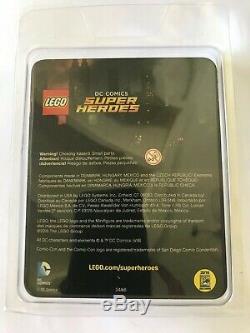 BRAND NEW LEGO DC Super Heroes Comic Con 2016 ATOM Minifigure Rare (B)