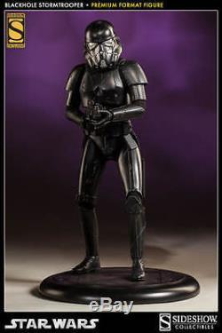 Blackhole Stormtrooper Exclusive Premium Format Statue Sideshow Star Wars Darth