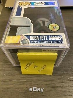 Boba Fett Droids #32 San Diego Comic Con 2013 (SDCC) Star Wars Funko Pop