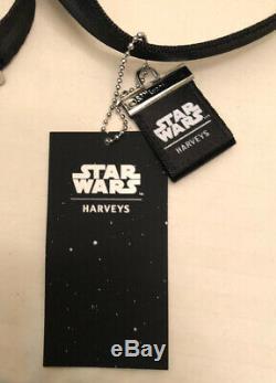 Brand New Disney Star Wars HARVEYS Seatbelt Medium Streamline Comic Tote Purse