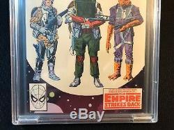 CBCS 9.8 Star Wars #42 Marvel Comics 1980 1st App Boba Fett ESB Disney+ Not CGC