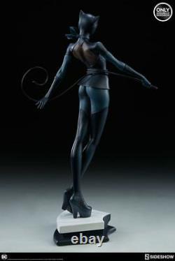Catwomanstatueexclusivele 750stanley'artgerm' Laudc Comics / Sideshowmib