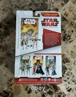 Clone Trooper & Lieutenant STAR WARS Legacy Collection Comic Packs MOC #10 (#2)