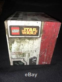 Comic Con SDCC 2015 LEGO Exclusive STAR WARS DAGOBAH R2-D2 Minifigure RARE LE