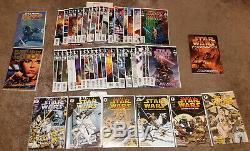 Complete 840+ Issue Run of Dark Horse Star Wars Comics! Includes Bonus Variants