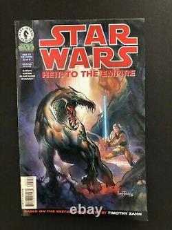 Dark Horse-STAR WARS HEIR TO THE EMPIRE #1-5 Thrawn/Mara Jade (A381)