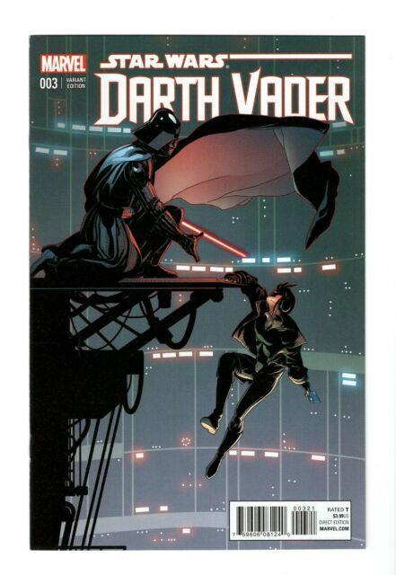 Darth Vader (2015) #3 Larroca 125 Variant Star Wars 1st Doctor Aphra (nm)
