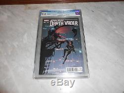 Darth Vader 3! 125 Larroca Variant! CGC 9.8 White! 1st Aphra, 000 & BT-1