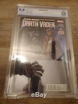 Darth Vader #3 1st Doctor Aphra 1st Print. CBCS 9.8