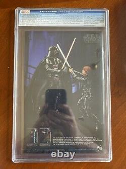 Darth Vader #3 CGC 9.6 125 Larroca Variant 1st Doctor Aphra Star Wars Marvel