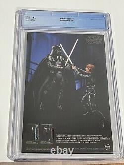 Darth Vader 3 CGC 9.6 1st Doctor Aphra BT-1 Triple Zero Marvel 2015 Star Wars