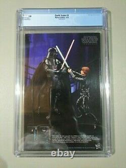 Darth Vader #3 CGC 9.8 125 Larroca Variant 1st Doctor Aphra Star Wars Marvel