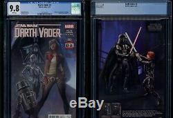 Darth Vader #3 CGC 9.8 1st APPEARANCE Doctor Aphra & 0-0-0 STAR WARS Marvel Dr