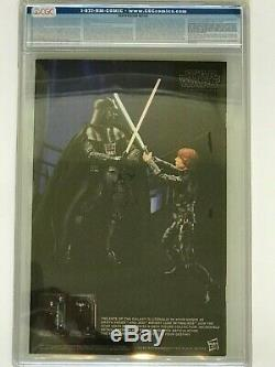 Darth Vader #3 CGC 9.8 1st Doctor Aphra 000 BT1 Droids WHITE Pages Marvel Comics