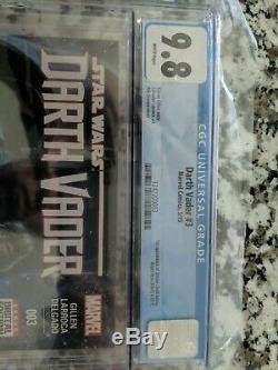 Darth Vader #3 CGC 9.8 1st app. Dr. Aphra, 0-0-0 & BT-1 Star Wars HOT BOOK