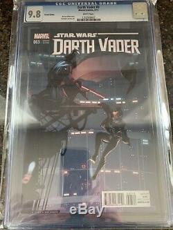 Darth Vader #3 Variant 9.8