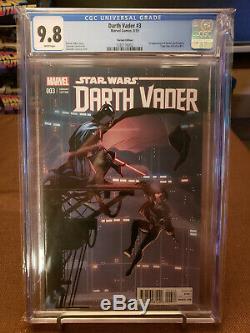 Darth Vader #3 Variant CGC 9.8