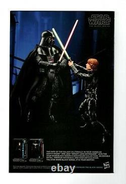 Darth Vader (Marvel 2015) #1 Alex Ross Sketch 1200 Variant (NM) Star Wars