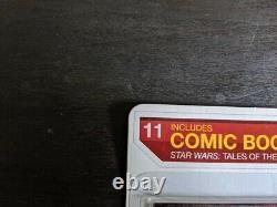 EXAR KUN Ulic Qel-Droma STAR WARS Saga MOC Comic Pack Packs #11 #6 SEALED MIB