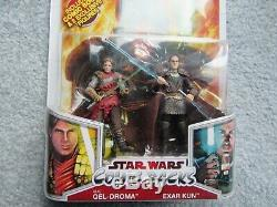 EXAR KUN Ulic Quel-Droma STAR WARS Saga MOC Comic Pack Packs #11 #6