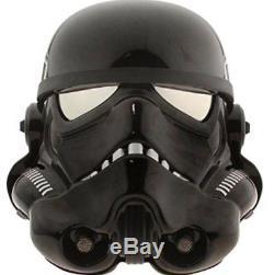 Efx Collectibles Replica Star Wars Shadow Trooper Stormtrooper Black Helmet New
