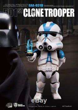 Egg Attack Star Wars Eaa-031d 501st Clone Trooper New York Comic Con Figure
