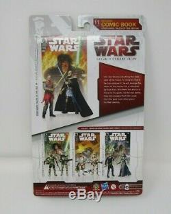 Exar Kun & Ulic Qel-Droma STAR WARS Comic Packs Pack MOC #6 11