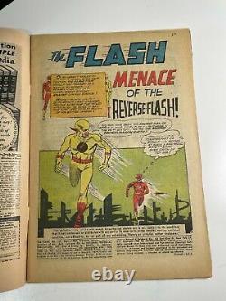 Flash #139 Silver Age DC Comic Book