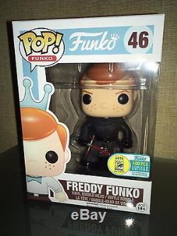 Funko Funday Freddy Funko Star Wars KYLO REN 2016 SDCC COMIC CON Exclusive LE