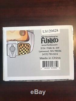 Funko POP! BIGGS DARKLIGHTER COMIC CON STAR WARS unopened VERY RARE