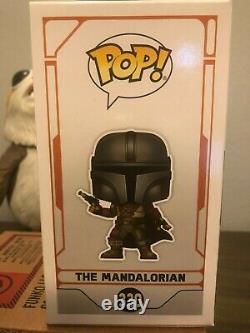 Funko PoP! The Mandalorian 330 NYCC New York Comic Convention with Sorter box