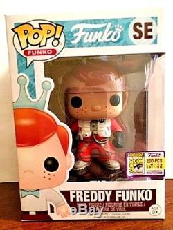 Funko Pop SDCC Comic-Con 2017 Excl Star Wars X-wing Pilot Freddy LE 200
