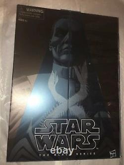 Grand Admiral Thrawn Star Wars Black Series San Diego Comic Con Exclusive hasbro