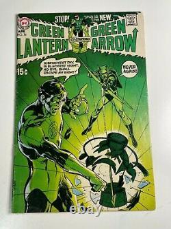 Green Lantern #76 Bronze Age DC Comic Book