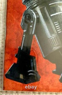 HOT BOOKStar WarsDARTH VADER #31st Doctor Aphra2nd Print In Toploader