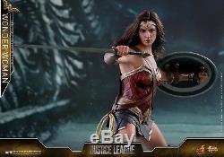 HOT TOYS DC COMICS JUSTICE LEAGUE Wonder Woman GAL GADOT 1/6 NEW NORMAL