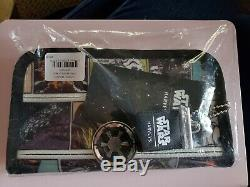 Harveys Seatbelt Disney Star Wars Comic Classic Wallet
